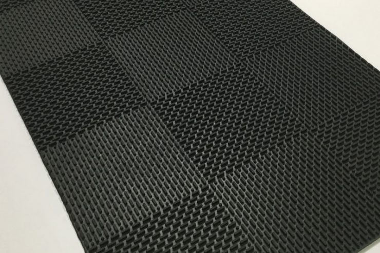 captain rubber outdoor mat